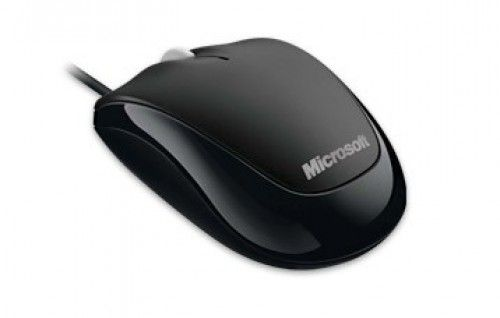 Microsoft Compact Optical Mouse 500 USB 4HH-00002