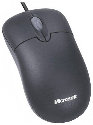 Microsoft Basic Optical Mouse USB