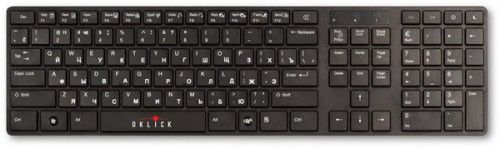 Oklick 555 S Multimedia Keyboard