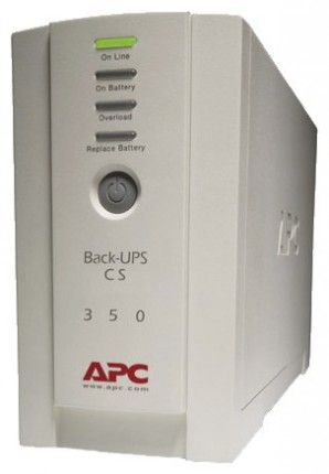 APC Back-UPS CS 350 USB/Serial