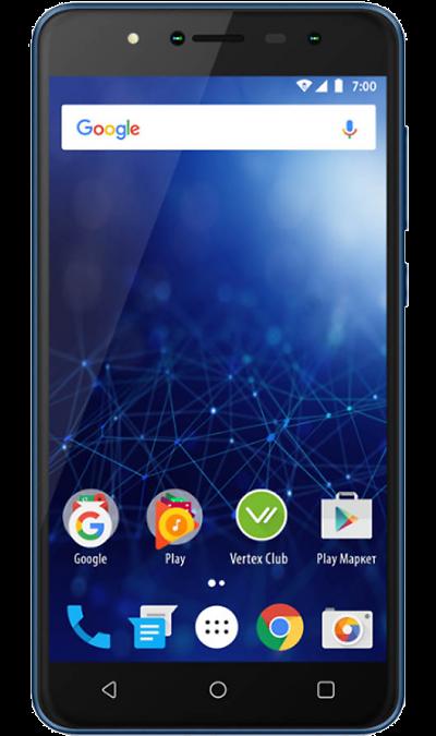 Купить смартфон Vertex Impress New в интернет магазине. Цены, фото, описания, характеристики, отзывы, обзоры
