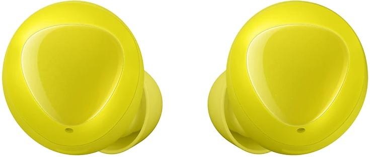 Купить со скидкой Беспроводные наушники Galaxy Buds (желтый)