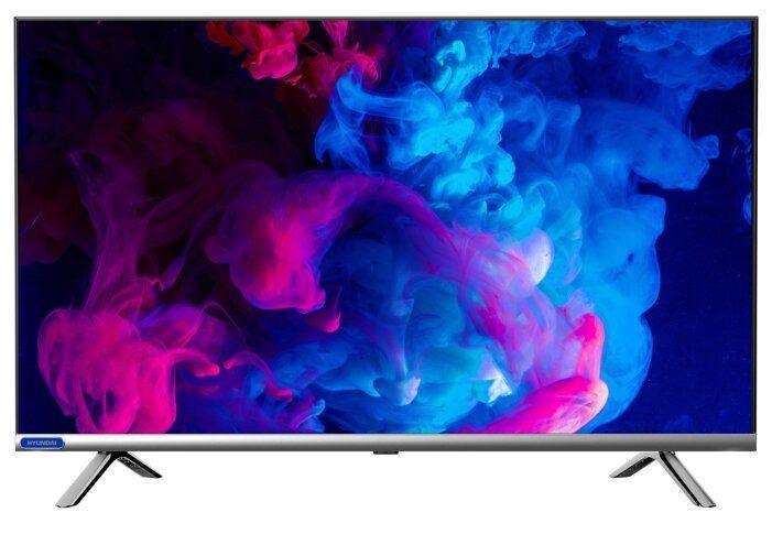 """Купить телевизор Hyundai H-LED32ES5100 32"""" (2019) в интернет магазине. Цены, фото, описания, характеристики, отзывы, обзоры"""