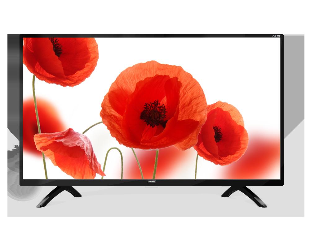 Купить телевизор Telefunken TF-LED40S01T2 в интернет магазине. Цены, фото, описания, характеристики, отзывы, обзоры