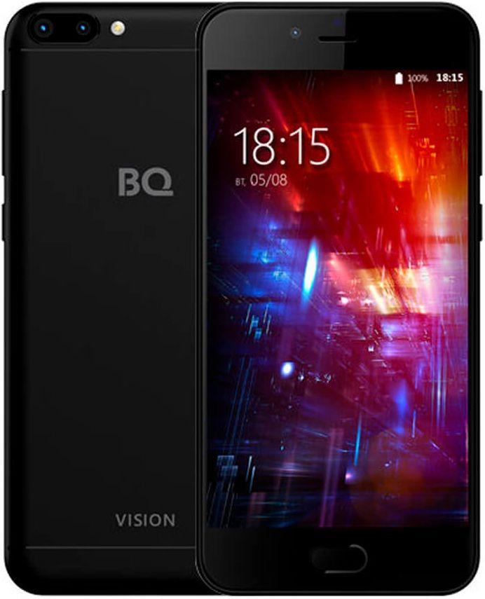 Смартфон BQ-5203 Vision (Black)