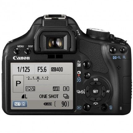 Canon EOS 500D Kit EF-S 18-55 мм