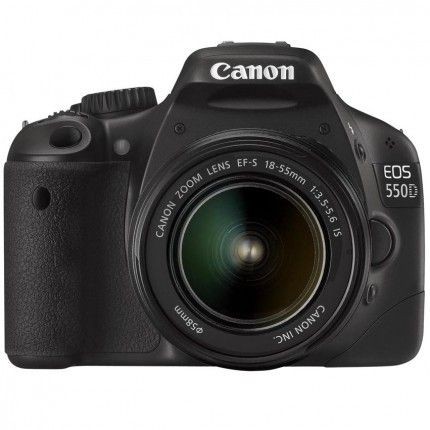 Canon EOS 550D 18-55 IS Lens Kit