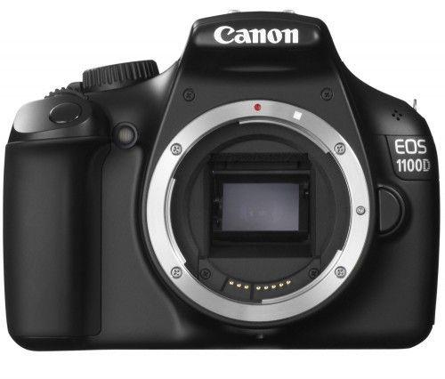 Купить зеркальный фотоаппарт Canon EOS 1100D Body в интернет магазине. Цены, фото, описания, характеристики, отзывы, обзоры