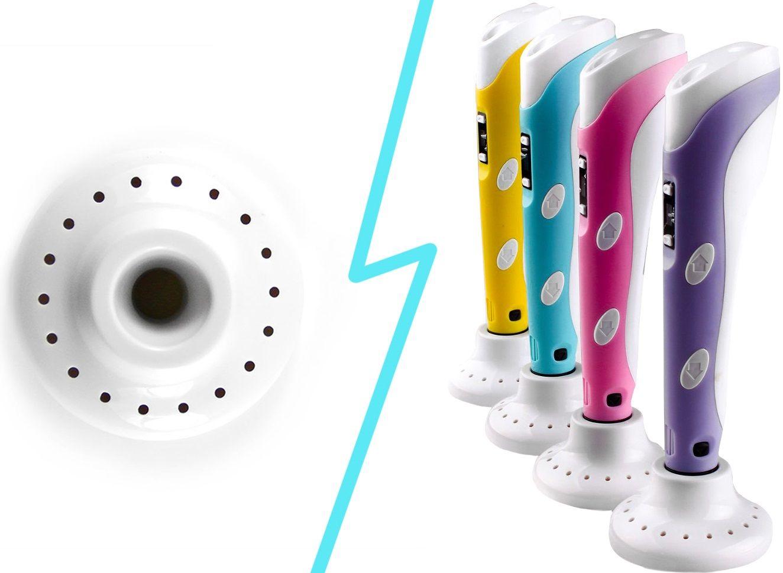 Купить Unid Подставка для 3D ручек в интернет магазине. Цены, фото, описания, характеристики, отзывы, обзоры