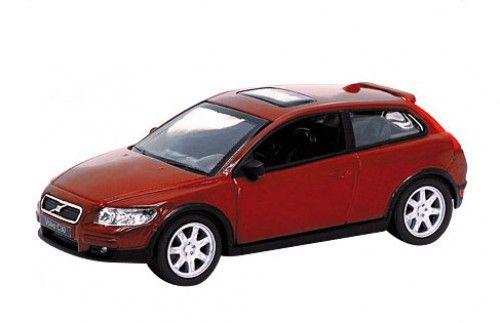"""Купить Модель """"VOLVO C30"""" (DP4703W) <span class=""""brend-last-pos"""">Autotime</span> в интернет магазине. Цены, фото, описания, характеристики, отзывы, обзоры"""