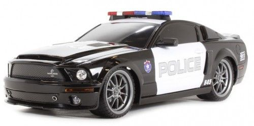 "XQ Машина ""FORD GT500 MUSTANG POLICE CAR"" (XQRC18-4PAA)"