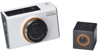 Купить видеорегистратор FINEVU CR-2000S в интернет магазине. Цены, фото, описания, характеристики, отзывы, обзоры