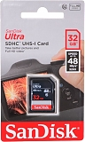 Sandisk SDHC 32GB class 10 UHS-I