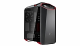 Cooler Master MasterCase MC500MT (MCM-M500T-RH5N-S00) w/o PSU Black/red