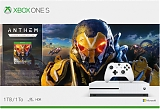 Microsoft Xbox One S 1Tb Anthem Legion of Dawn Edition (234-00948)