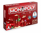 "Hasbro Настольная игра ""Всемирная Монополия"" FIFA - 2018 (Monopoly: Here and Now – The World Edition)"