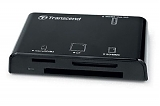 Transcend TS-RDP8K All-in-1 USB2.0 Black