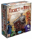 "Hobby World Настольная игра ""Билет на поезд: Америка"" (Ticket to Ride: Америка)"