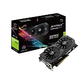 ASUS GeForce GTX 1050 1354Mhz PCI-E 3.0 2048Mb 7008Mhz 128 bit 2xDVI HDMI HDCP Strix OC Gaming STRIX-GTX1050-2G-GAMING