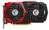 MSI GeForce GTX 1050 1442Mhz PCI-E 3.0 2048Mb 7108Mhz 128 bit DVI HDMI HDCP GAMING X GTX1050GAMINGX2G