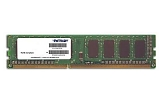 Patriot 8Gb PC12800 DDR3 DIMM 1600MHz PSD38G16002