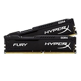 Kingston HyperX FURY 32Gb PC19200 DDR4 KIT2 HX424C15FBK2/32