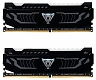 Patriot Viper 16Gb PC19200 DDR4 2400MHz KIT2 PVLW416G240C4K
