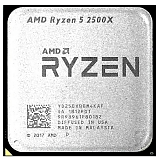 AMD Ryzen 5 2500X Pinnacle Ridge (AM4, L3 8192Kb)