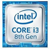 Intel Core I3-8100 Coffee Lake (3600 МГц, LGA1151)