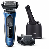 Braun Series 6 60-B7500cc Blue