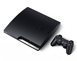 Sony Playstation 3 Slim 320Gb + Игры: MotorStorm Pacific Rift + Ratchet & Clank