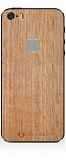 Glueskin Наклейка Wood для Apple iPhone 5s/SE