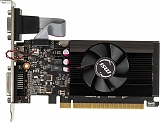 MSI PCI-E GT 710 1GD3 LP nVidia GeForce GT 710 1024Mb 64bit DDR3 954/1600 DVIx1/HDMIx1/CRTx1/HDCP Ret low profile