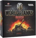 "Hobby World Настольная игра ""World of Tanks. Rush"""