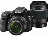 Sony Alpha SLT-A58 Kit 18-55 + 55-200