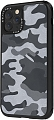 Black Rock Чехол-накладка Robust Case Real Leather Camo для Apple iPhone 11 Pro