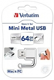 Verbatim Mini Metal USB3.0 64GB