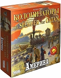 "Hobby World Настольная игра ""Колонизаторы. Америка"" (Catan Histories: Settlers of America)"