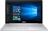 "ASUS ZenBook Pro UX501VW (Intel Core i7 6700HQ 2600 MHz/15.6""/3840x2160/16.0Gb/512Gb SSD/DVD нет/NVIDIA GeForce GTX 960M/Wi-Fi/Bluetooth/Win 10 Pro)"