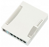 MikroTik RouterBoard260GS