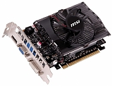 MSI GeForce GT 730 700Mhz PCI-E 2.0 2048Mb 1800Mhz 128 bit DVI HDMI HDCP N730-2GD3V2