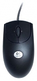 Logitech RX250 Optical Mouse Black USB+PS/2
