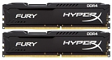 Kingston 16Gb PC19200 DDR4 KIT2 HX424C15FBK2/16