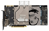 MSI GeForce GTX 1070 1607Mhz PCI-E 3.0 8192Mb 8108Mhz 256 bit DVI HDMI HDCP SEA HAWK EK X GTX1070SEAHAWKEKX