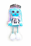 "1 TOY Мягкая кукла ""Monster High. Эбби"""