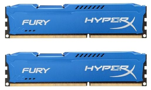 Kingston 16GB PC12800 DDR3 HX316C10F*K2/16