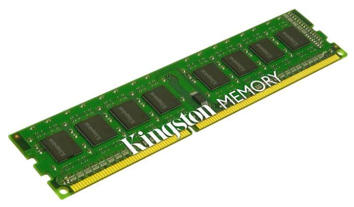 Модули памяти KINGSTON 8GB PC12800 DDR3 KVR16N11/8