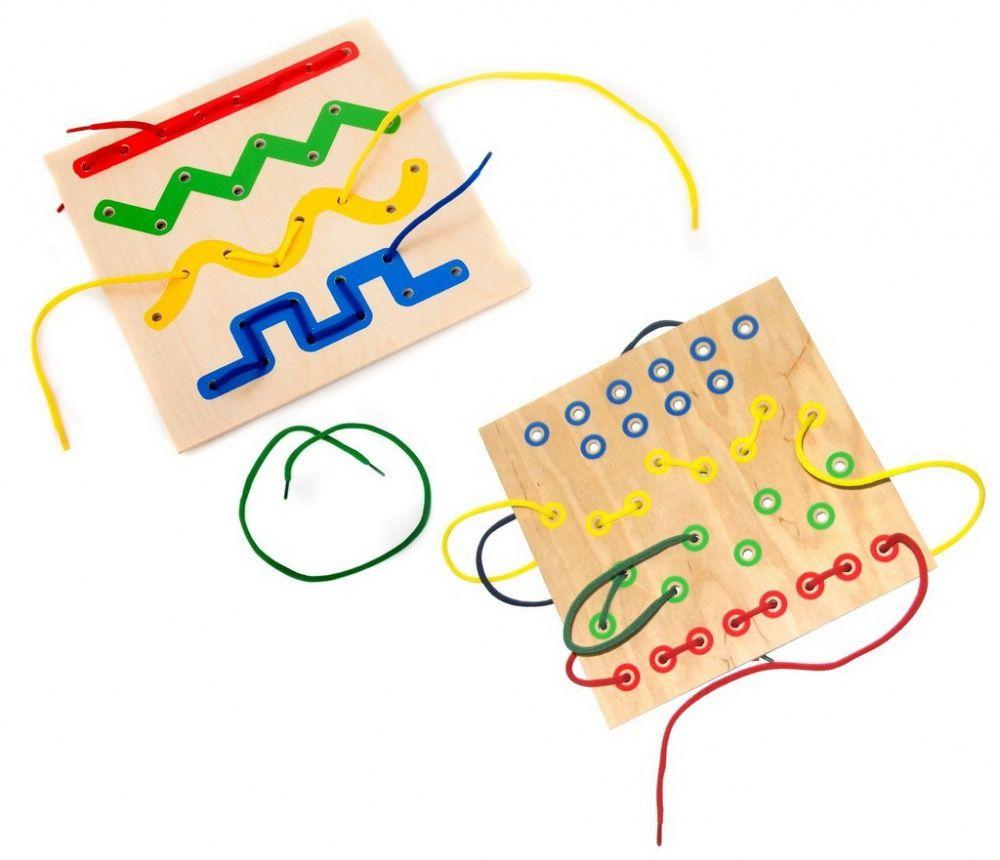 Игрушки шнуровки сделанные своими руками