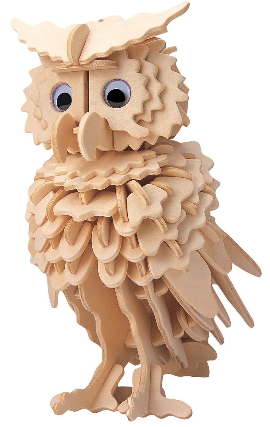 Фигурка совы из дерева пошаговая фото инструкция